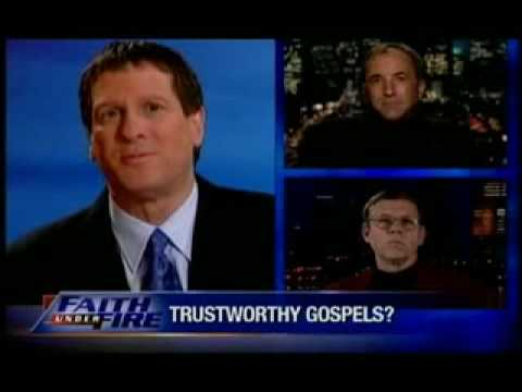 From 2004 to 2005, Strobel also hosted Faith Under Fire, a series on PAX TV that discussed current issues in Christianity.